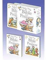 Baby's Tiny Bible and Prayers: Mini Boxed Set