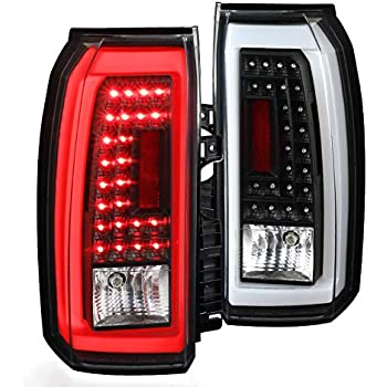Amazon Com Tail Light Assembly Compatible With 2015 2018