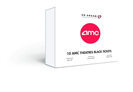 Amazon.com: AMC Theatres Experience - Tarjeta de regalo con ...