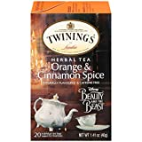 Best Twinings Tea Cups - Twinings Orange and Cinnamon Spice Herbal Tea Review