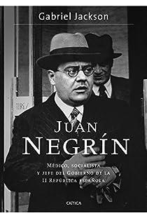 Juan Negrín par Jackson
