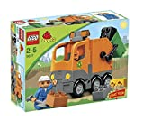 LEGO 5637 Garbage Truck Duplo Garbage Trucks