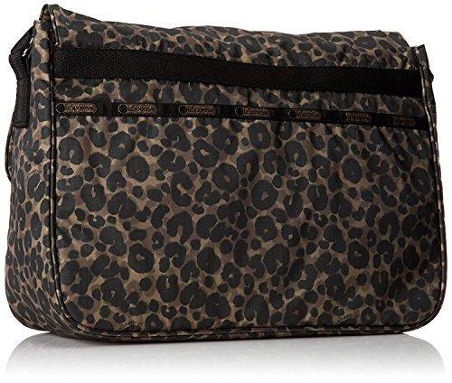 LeSportsac True Messenger Shoulder Bag,Contempo Camo,One (Boyt Shoulder Bag)