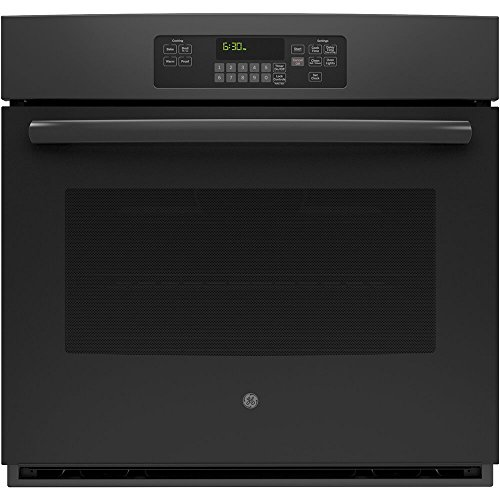 GE JT3000DFBB 30″ Black Electric Single Wall Oven