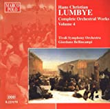 Hans Christian Lumbye Complete Orchestral Works Vol. 4