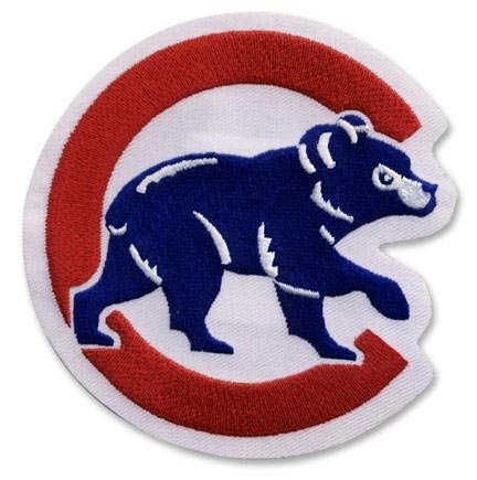 Chicago Cubs Home Baseball Jersey - The Emblem Source Chicago Cubs Home Jersey Sleeve Patch