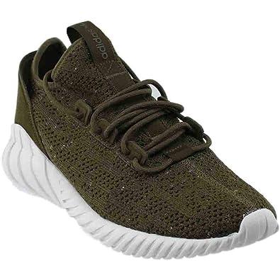 7ddb59bebacc Amazon.com   adidas Mens Tubular Doom Sock Pk Casual Athletic ...