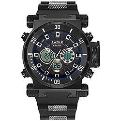 Swole O'Clock Ares Men's Watch