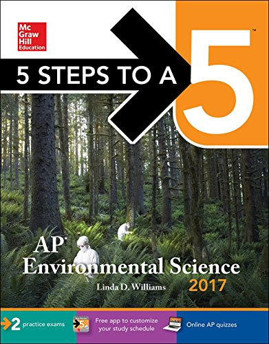 5 Steps to a 5: AP Environmental Science 2017 (McGraw-Hill 5 Steps to A 5)