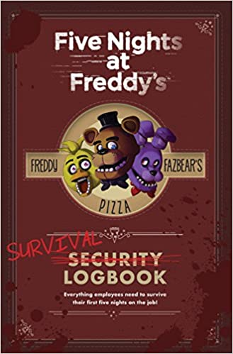 Amazon com: Survival Logbook (Five Nights at Freddy's