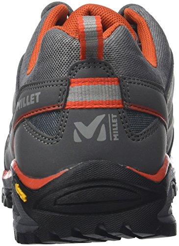 Tarmac MILLET Noir Up Hike de Orange Adulte Randonnée Mixte Chaussures Basses qHgzwFnq1