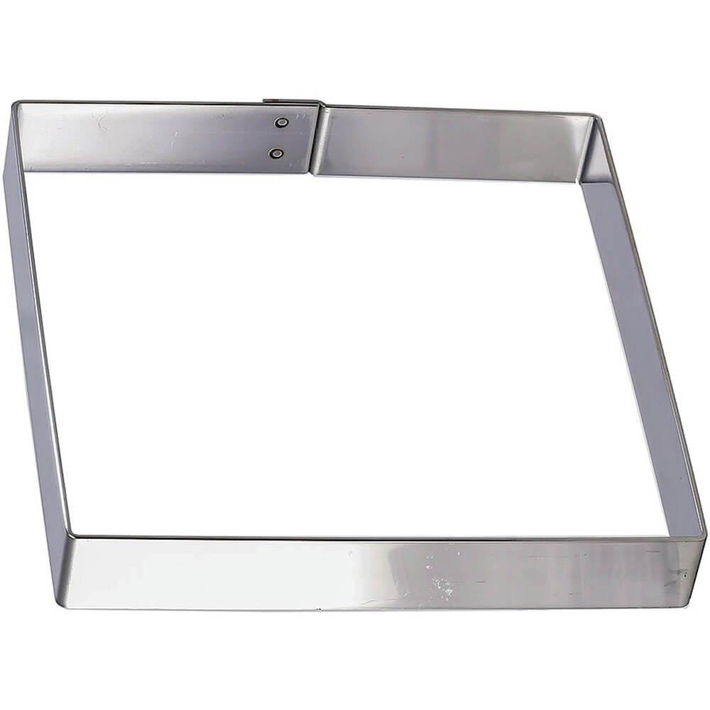 Matfer Bourgeat 371110 Square Cake Frame, Silver   B007Z071VE