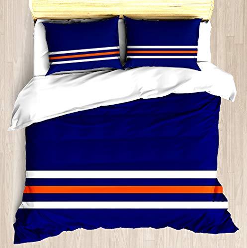 Edmonton Oilers Bedding Oilers Bedding Set