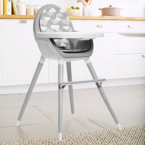 Skip Hop Tuo Convertible High Chair, Clouds by Skip Hop (Image #4)