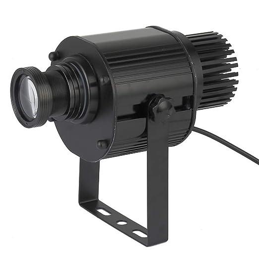 LED GOBO Logo Proyector Luz Exterior IP65 Resistente Al Agua con ...
