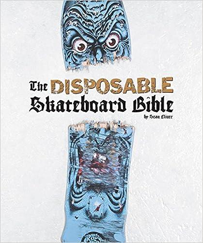 『The Disposable Skateboard Bible』(Gingko Press Inc)