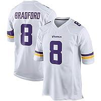 Thole Camiseta NFL Fútbol Minnesota Vikings 14# Diggs Equipo Fútbol Training Jersey Uniformes