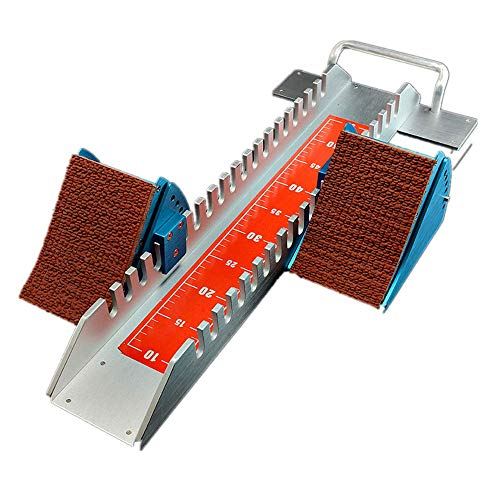 CHAOZHAOHENG Scholastic Starting Block, Multi-Function Pedal, Adjustable Sprint Starter, Track and Field Running, Aluminum Alloy, Suitable for Plastic Track, Cinder Track.