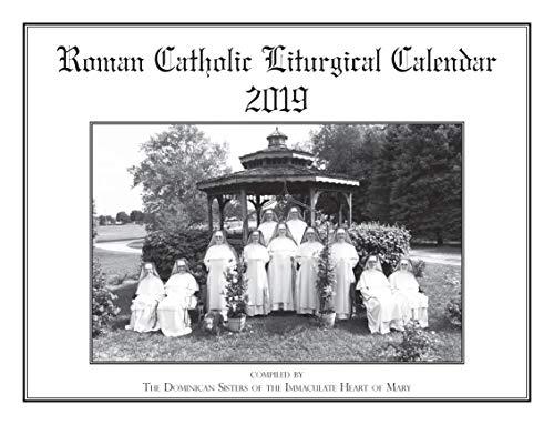 - Liturgical Calendar 2019, Roman Catholic
