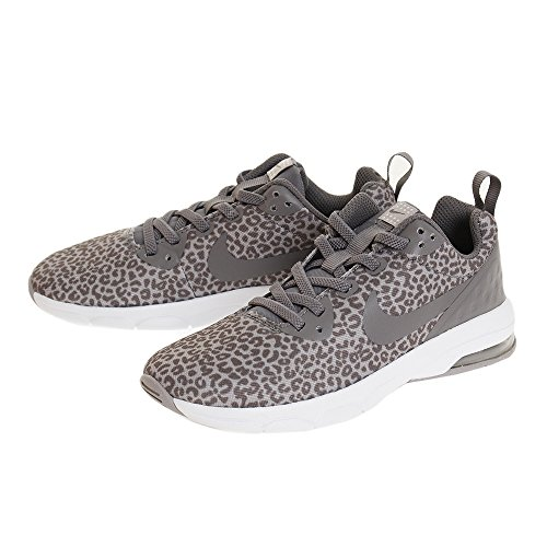 Nike Unisex-Kinder Air Max Motion LW PRT PS Sneaker Grau (Atmosphere Grey/Guns 002)