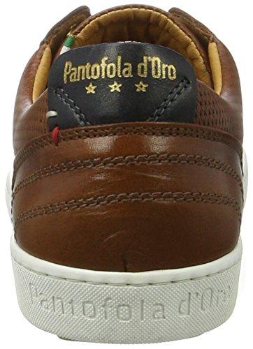Pantofola dOro Canaverse Low, Scarpa Stringata Uomo Marrone (Tortoise Shell 026)