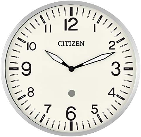Citizen Clocks CC5012 Citizen Smart Echo Compatible Wall Clock