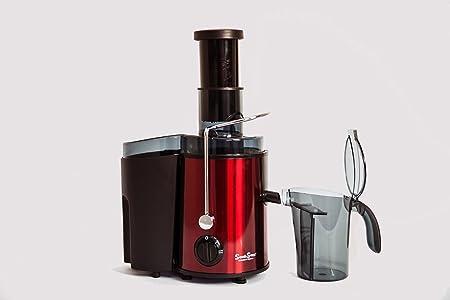 Licuadora eléctrica de frutas/verduras y exprimidor de zumos, 900 ...