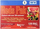 Trace Minerals Reds, 0.23 Ounce, 30-Count Review