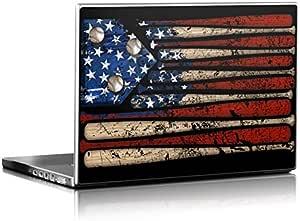 US Flag Design Installable Laptop Skin for 17 inch Laptops