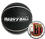 """HoopsKing Weighted Basketball with Training DVD, 28.""""5 - 2.75 lbs, 29.5"""" - 3 lbs"""