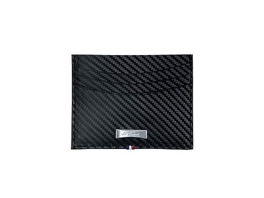 S.T Dupont Line D Tony Stark Credit Card Holder 180008TS-Blk