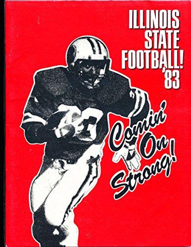 (1983 Illinois State University Football Press Media Guide)