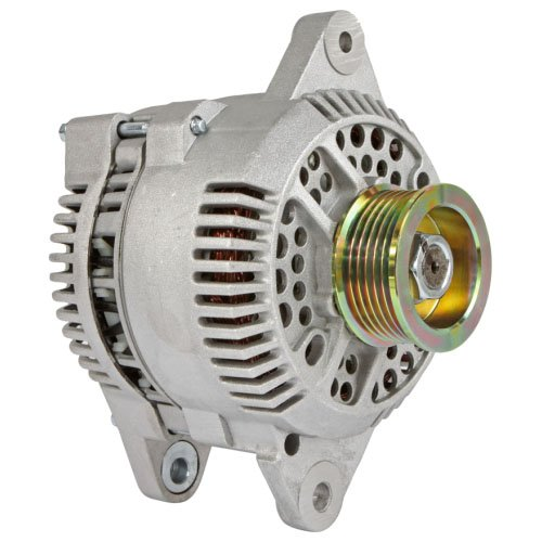 Mercury Ford Tracer (DB Electrical AFD0041 New Alternator For Ford, Mercury 2.0L 2.0 FORD ESCORT 97 98 99 00 01 02 1997 1998 1999 2000 2001 2002, TRACER 97 98 99 1997 1998 1999 334-2276 112941 F7CU-10300-CB F7CZ-10346-CB)