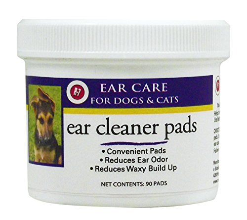 Miracle Care R-7 Ear Cleaner Pads, 90 Count
