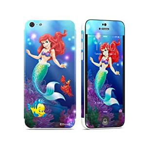 Little Mermaid Design Protective Decal Skin Sticker (High Gloss Coating) for phone iphone 6 5.5 plus iphone 6 5.5 plus Cell Phone