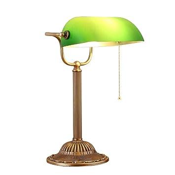 Lámpara de mesa- Lámpara de mesa de lectura para escritorio ...