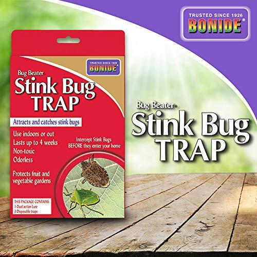 Bonide (BND198) - Bug Beater Indoor/Outdoor Stink Bug Trap (Indoor Stink Bug Repellent)