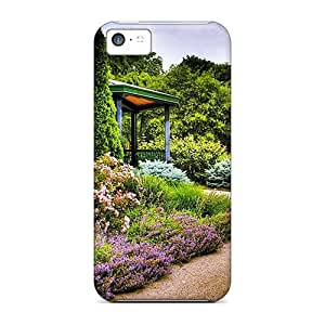 Dana Lindsey Mendez PruPgrj4566FUThO Protective Case For Iphone 5c(roadside Garden)