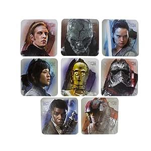 Star Wars: El último Jedi la última Jedi Posavasos