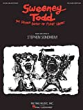 Sweeney Todd The Demon Barber Of Fleet Street Vocal Selections Sweeney Todd