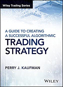 Algorithmic trading strategies books