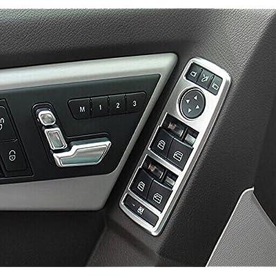 X AUTOHAUX Car Power Window Switch for Mercedes-Benz GLE350 2016-2017 1669054300