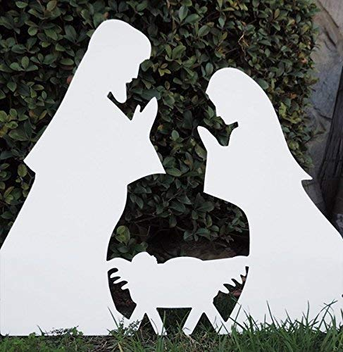 EasyGoProducts EGP-NAT-001 Set for Outdoor Christmas Decorations-Outside Yard Nativity, None by EasyGoProducts (Image #7)