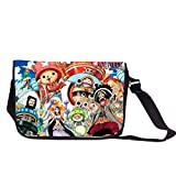 YOYOSHome One Piece Anime Luffy Cosplay Messenger Bag Backpack Shoulder Bag