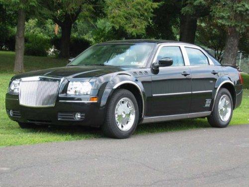 2005 2009 Chrysler Classic Phantom Vertical product image