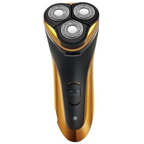 Afeitadora Inteligente 4D Maquinilla De Afeitar Flotante Recargable  Afeitadora Eléctrica 100% Afeitado Afeitadora Eléctrica Para b832e093eb38