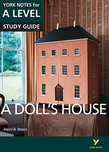 Amazon Com A Doll S House York Notes For A Level Ebook Frances