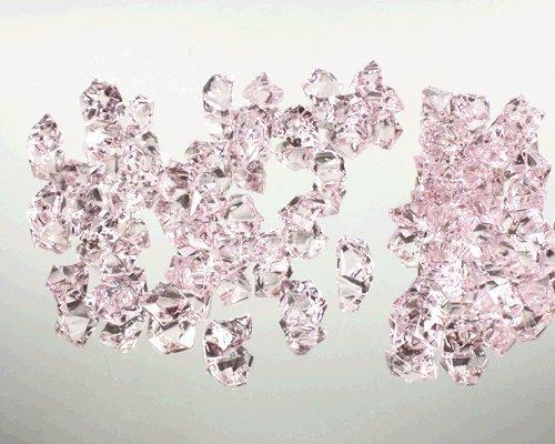 Pink Acrylic Ice - 9
