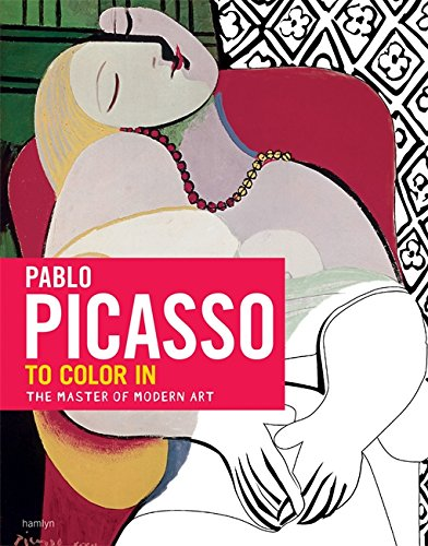 Download Picasso: The coloring book ebook