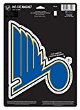 "NHL St Louis Blues 6"" x 9"" Inch Die-Cut Magnet"